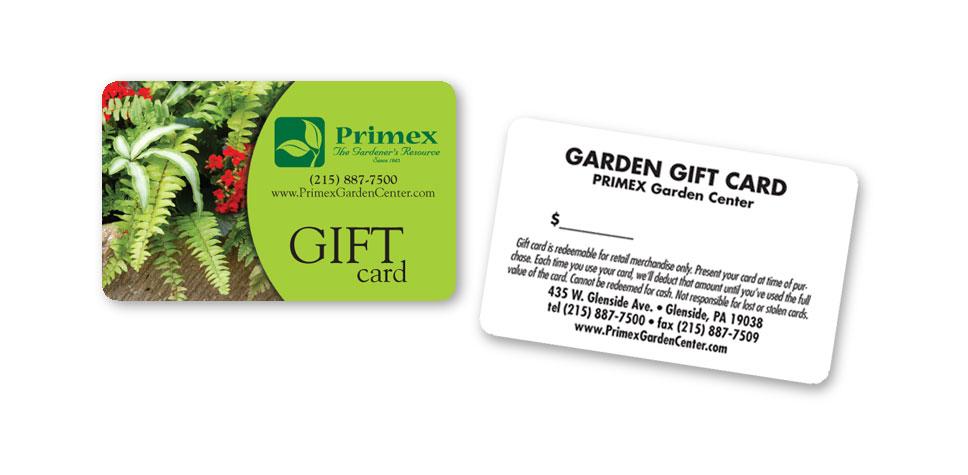 Garden Center Solutions - Marketing Products Portfolio